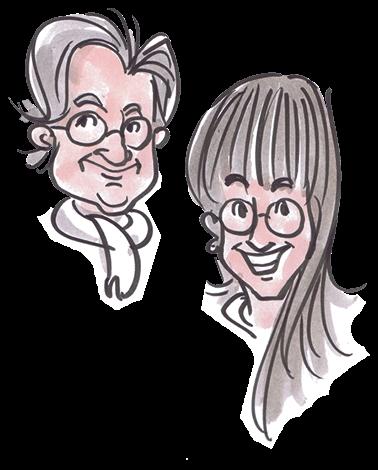 Axel & Christina Schüller Zeichnung