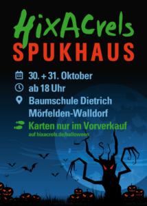 Hixacrels Spukhaus 2020